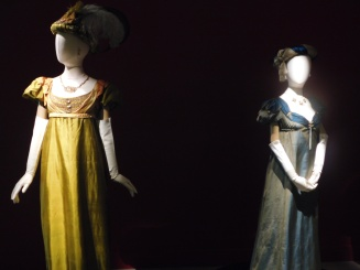 "Anna Chancellor as Miss Bingley in ""Pride and Prejudice"""
